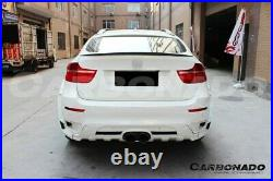 2008-2014 BMW X6 E71 HM-2 Style Full Wide Body Kit Conversion Bumpers/Fenders/Sk