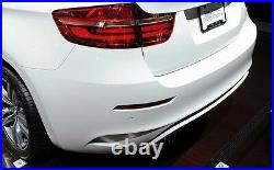 BMW E71 X6 M OEM Full Body Conversion Kit Primed Front & Rear Bumpers Sides