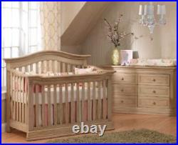 Baby Cache #2970-DFW Montana Full Size Conversion Bed Rail Kit-RARE-SHIP N 24HRS