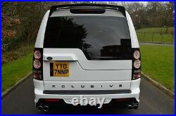 Body Kit for the Land Rover Discovery 3 Full Conversion