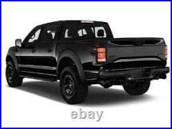 FULL LED SMOKED Taillights Set of 2 LH and RH Rear for 17-20 Ford F-150 Raptor