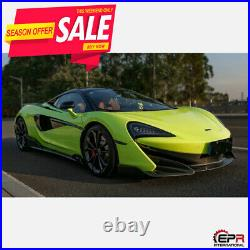 For Mclaren 570s To 600LT Carbon Fiber Full Conversion Kit (with P1 Type Hood)