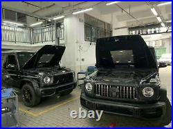 For Mercedes Benz W463A W464 G550 full conversion G-class G63 body kit 2018+