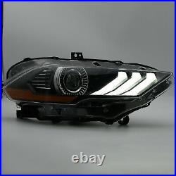 Free Shipping to PR for 18-21 Mustang LED Headlights dual beam