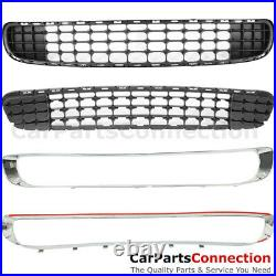 Front Bumper Full Kit Mini Cooper 2011-2016 Countryman 2013-2016 Paceman witho JCW
