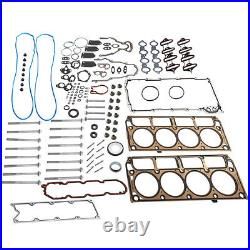 Full Gasket & Head Bolts Kit for GMC for Buick for Chevrolet 4.8L 5.3L 2002-2004