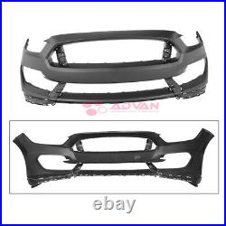 GT350 Style Retrofit Conversion Kit For 15-17 Ford Mustang Front Bumper Full Kit