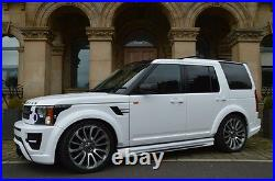Land Rover Discovery 3 Body and Exterior Styling Full Body Kit Conversion