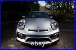 Porsche Cayman Full Body Kit Gen 1 and 2 GT4 Style Conversion