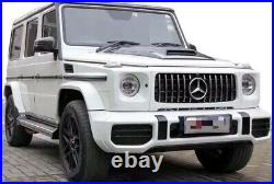 W463 to G63 Full Conversion 2019 Body Kit Bumpers Flares lights G500 G550 Mirror