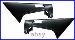 W463 to G63 Full Conversion 2019 Body Kit Bumpers G500 G550 Mirror fenders Hood