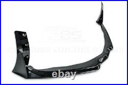 Z06 Stage 3 CARBON FLASH Full Body Kit With LIGHT WickerBill For 14-19 Corvette C7